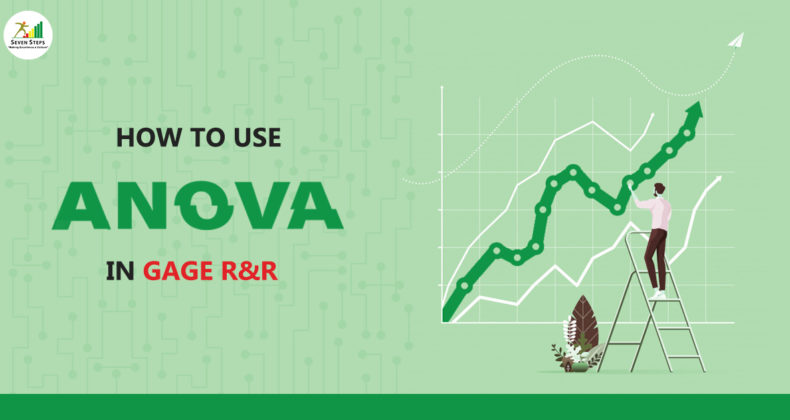 ANOVA Gage R&R- Gage Repeatability and Reproducibility